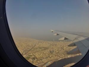 Vedere deasupra Sharjah
