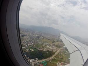 Vedere deasupra Kathmandu