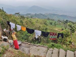 vedere spre Pokhara