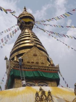 templul Swayanbunath