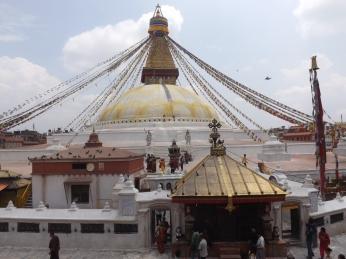 templul Boudanath