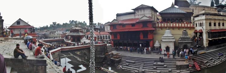 templul Pashupatinath
