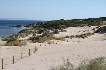 Dunele de nisip, plaja Valdevaqueros
