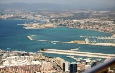 Gibraltar, aeroport
